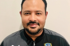 Assistant Coach- Saul Argueta