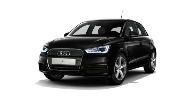 AUDI A1 Raffle- CANCELLED