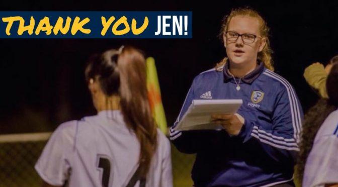 Thank You Jen!